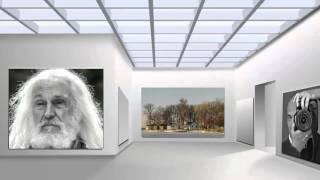 Portraits & Paysages - Daniel Bouguerra 2017 Video