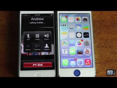 How to block my phone number when call on iphone