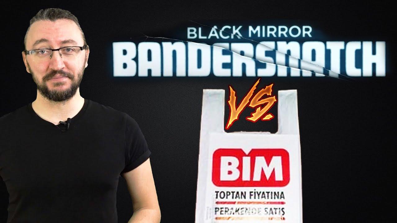Black Mirror: Bandersnatch Spoilersız İnceleme & Yorum