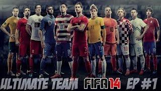 """FIFA 14 """"Ultimate Team"""" - EP. #1: """"Lo sé, soy muy noob"""" HD"""