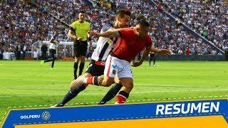 Resumen: Alianza Lima vs. FBC Melgar (3-3)