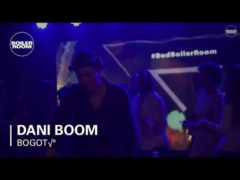 Dani Boom Boiler Room Bogotá DJ Set