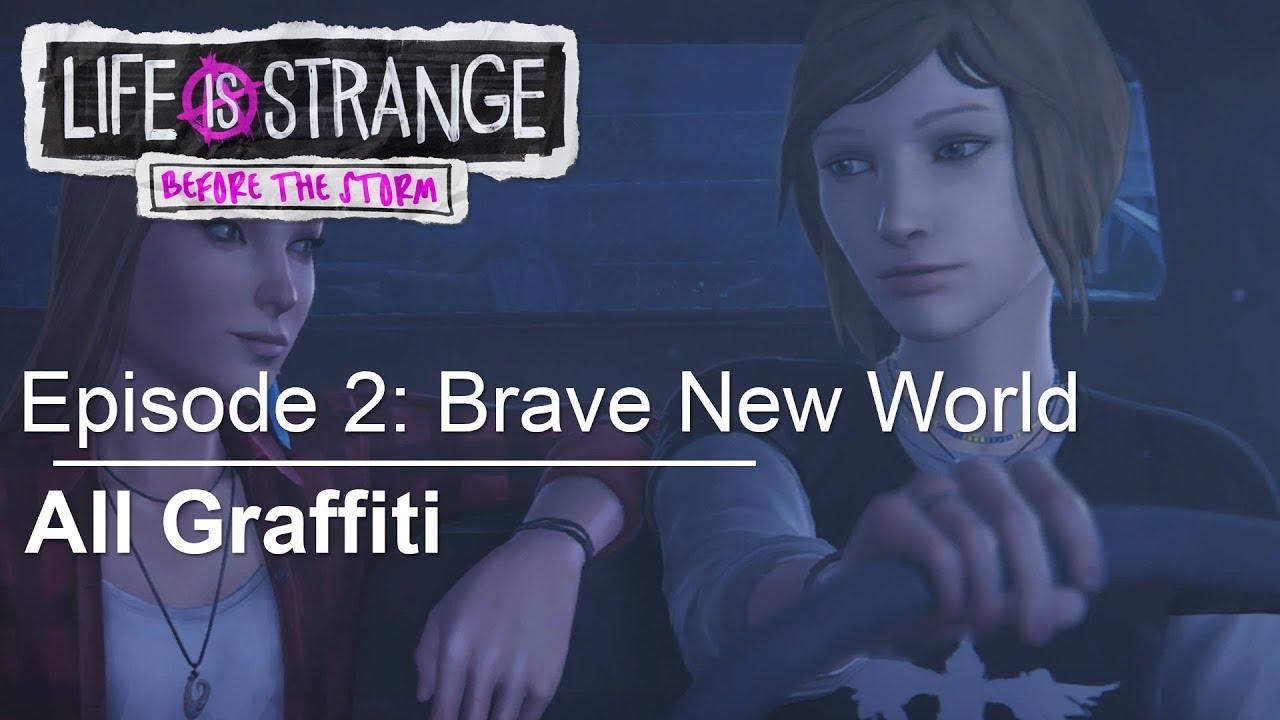 brave new world episode