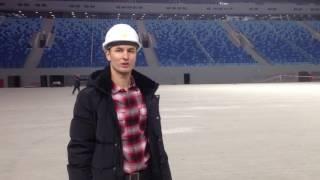 Строим сантехнические перегородки на стадионе Зенит Арена(http://luxal.ru/ Производство и установка туалетных и душевых перегородок. +7-812-336-51-16., 2017-01-19T09:48:48.000Z)