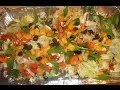 Healthy, Filling, Easy Greek Salad , Great for potluck