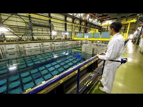 euronews (en español): Tensión en la central nuclear de Lituania