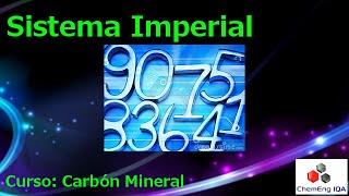 INTRO5: Sistema Imperial