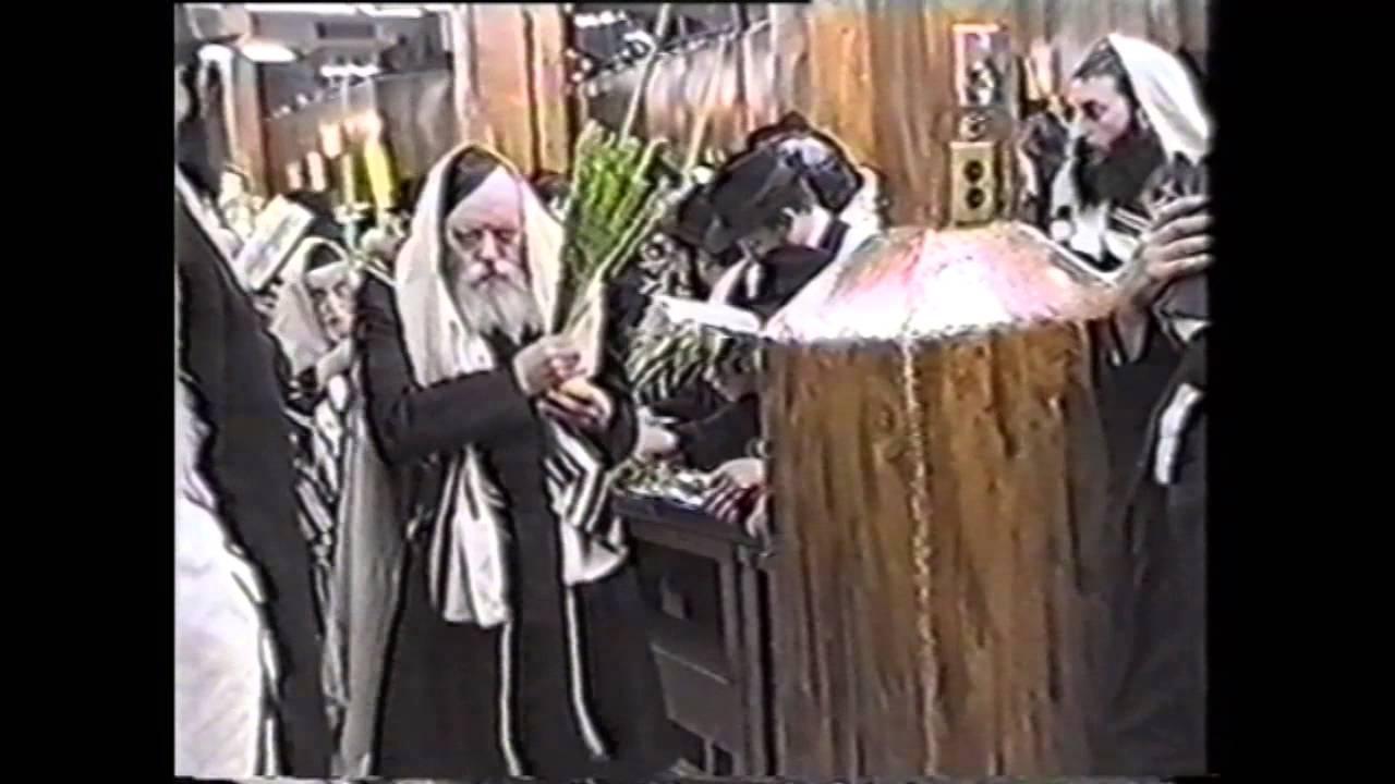 שמחת הגאולה - סרט על הרבי מלובביץ'