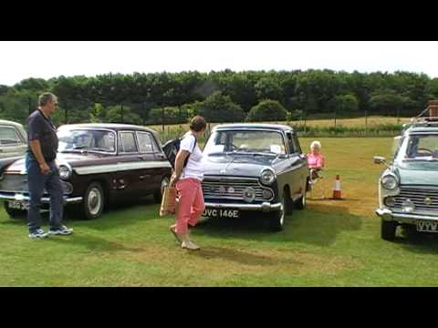 The Cambridge-Oxford Owners Club National Rally 2010