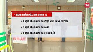 Toàn cảnh phòng chống dịch COVID-19 ngày 3/4/2020 | VTV24