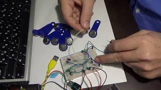 Делаем дубликат ключа домофона / RW1990 и Arduino
