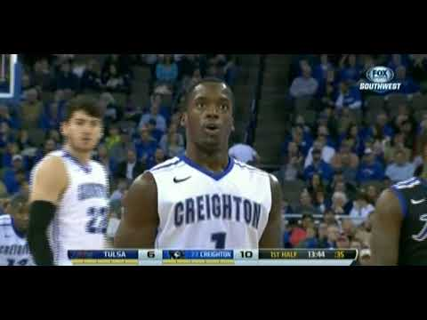 11/23/2013: Creighton Bluejays vs Tulsa Golden Hurricane