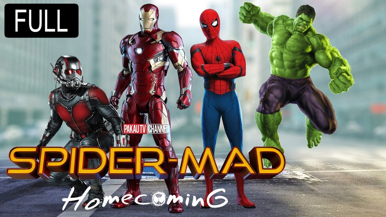 Spider man homecoming full movie in hindi