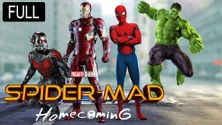 Spider-Man: Homecoming Full Movie Spoof | Hulk, Ant-Man & Iron Man | Hindi Comedy | Pakau TV Channel