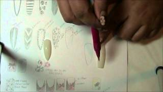 How I do my nail design layout and MORE!!!! Thumbnail