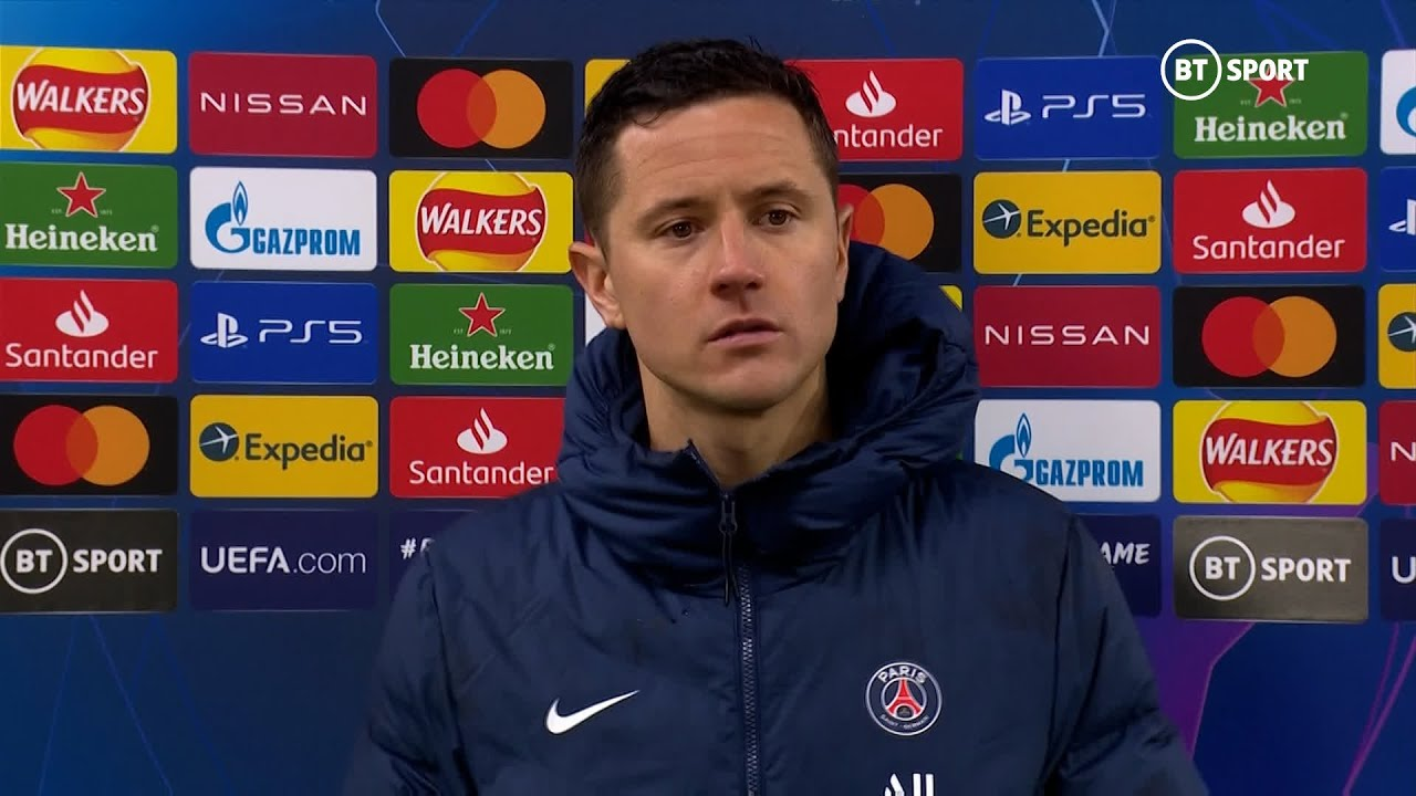 """We were the better team"" Ander Herrera Admits PSG Were Not Clinical But Can Be Proud Of Efforts"