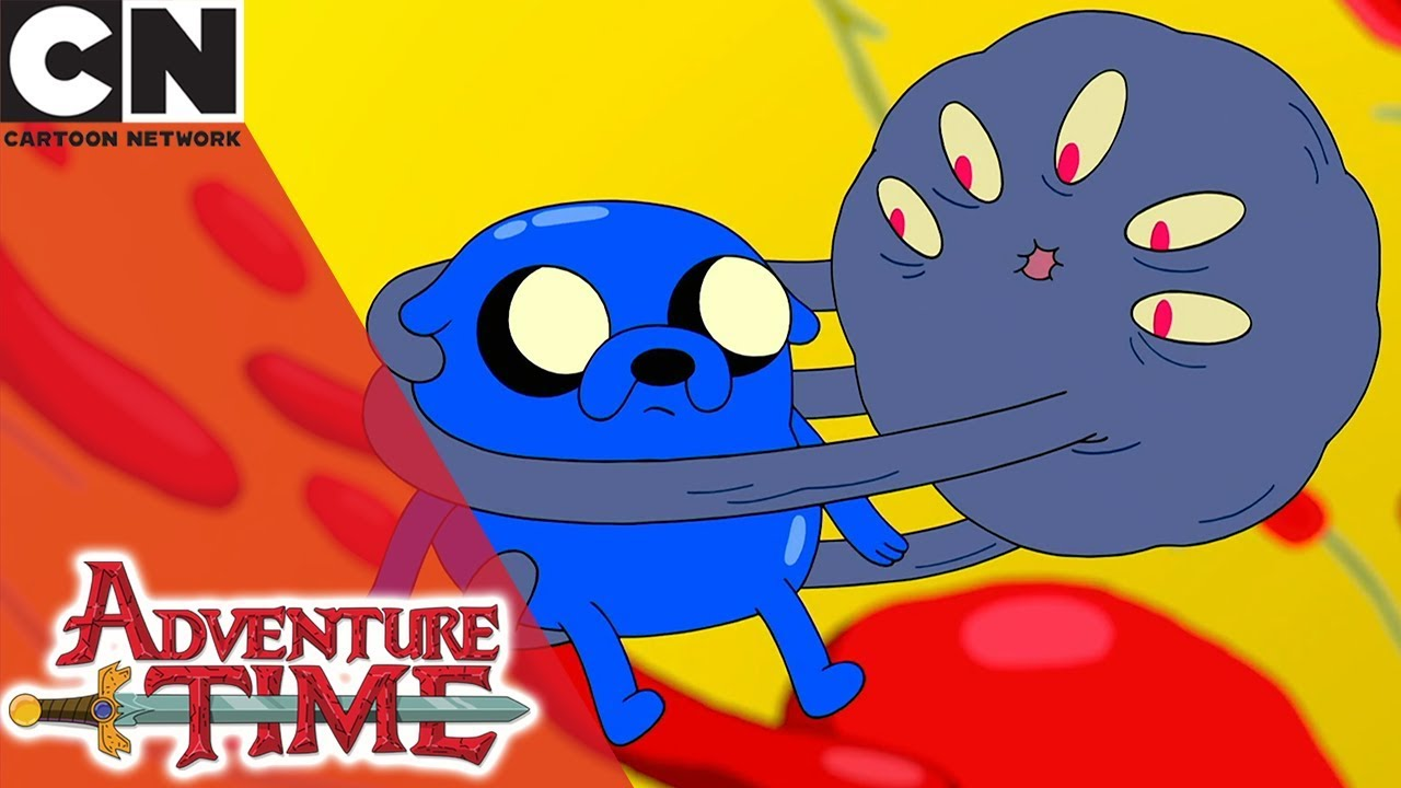 Adventure Time | Jake Origins: Meet Warren Ampersand | Cartoon Network UK