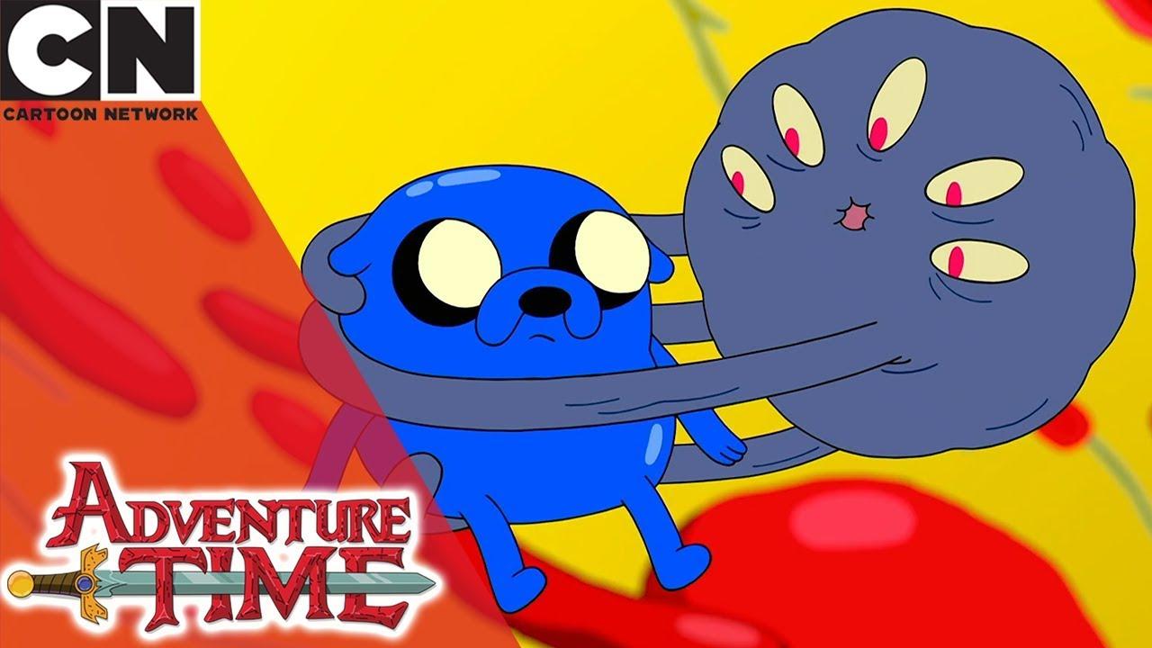 Adventure Time | Jake Origins: Meet Warren Ampersand | Cartoon Network UK