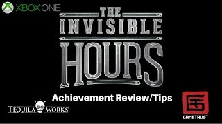 The Invisible Hours (Xbox One) Achievement Review