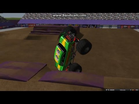 Costa Rica 2014 freestyle 29 truck's 12 breakable (sim-monsters/ror)