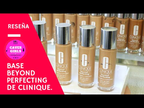 maquillaje beyond perfecting clinique