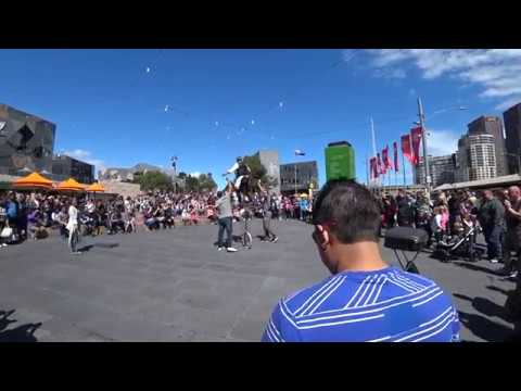 Holiday in Sydney and Melbourne (Sony Actioncam AS-300)