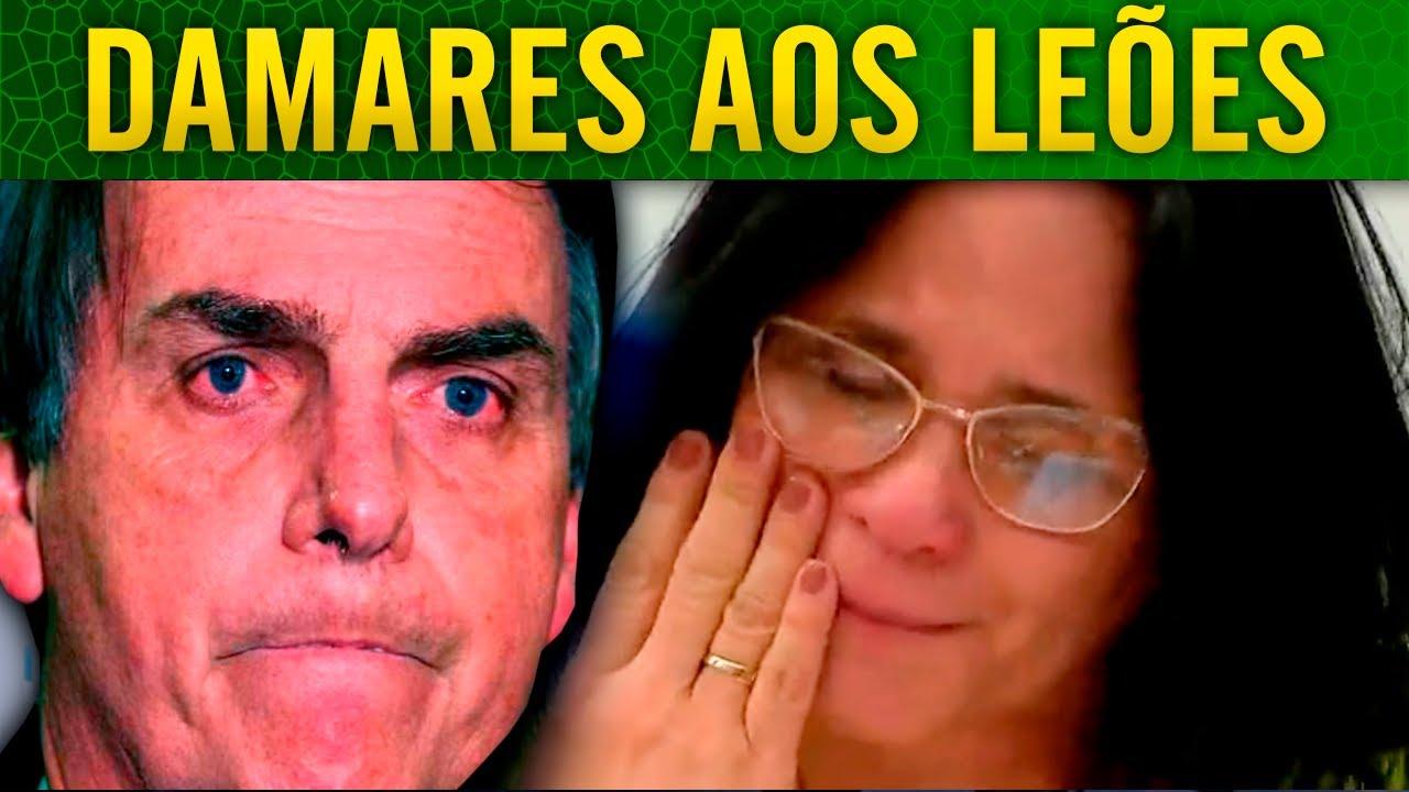 B0LSONARISTAS ATACAM DAMARES!! RACHA NA BASE DE APOIO!!