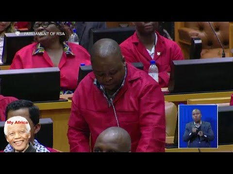 The Gupta's And Zuma's Son Will Benefit From Nuclear Deal - EFF