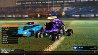 Dunkey Streams Rocket League and Overwatch Corndog Thursday