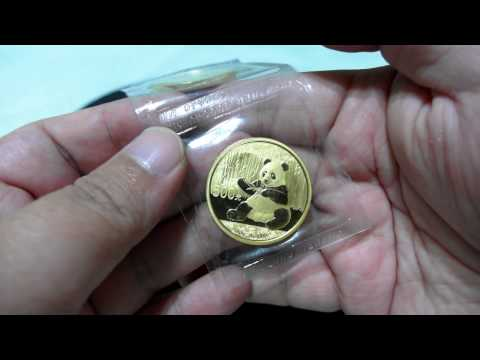 Gold coins purchased for past months