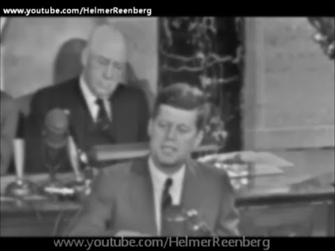 May 25, 1961 - President John F. Kennedy's Special Message to the Congress on Urgent National Needs