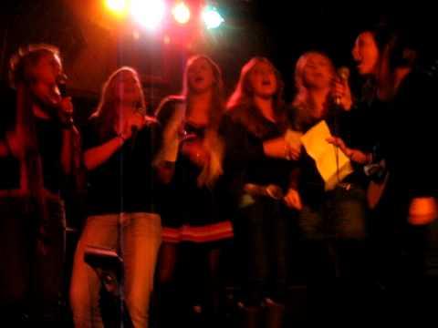 Ze hebben allemaal wat.. NSL songfestival 2010