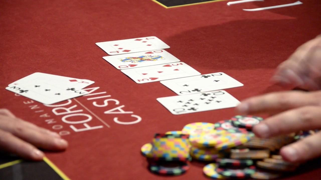 Casino Montreal Tournoi Poker
