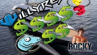 Barcos y Putas | El dinero de E3 Willyrex, AngelySaras y CodRockys