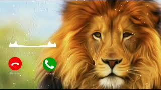Lion Roar Ringtone | Wild Lioness Ringtone | Attitude Ringtone | English mobile Ringtone | mp3 tone