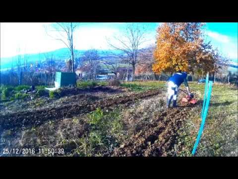 Motozappa benassi ancora su terreno vergine youtube for Youtube motozappa