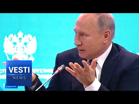 Putin Talks Energy - Figure it Out on Your Own! Don't Drag Us Into Your Internal Pricing Schemes!