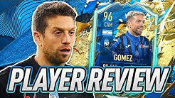 EL PAPU! 😁 96 TOTSSF GOMEZ PLAYER REVIEW! - FIFA 20 Ultimate Team