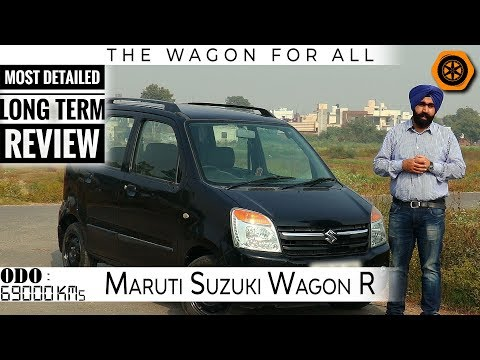 Wagon R Petrol 2006 | Detailed Review | Long Term 70K KMs | Most Practical Hatchback | Spare Wheel