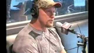 Opie and Anthony - Stone Cold Steve Austin  in studio 3/2010   pt. 1 of 5