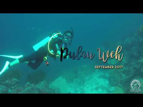 Diving Pulau Weh 2017