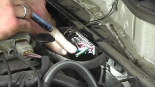 No Start, No Spark, No Injector Pulse (faulty crank sensor)