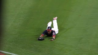 7/25/17: Indians record two huge grand slams in win