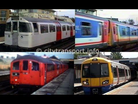 Harlesden Station Contrasts