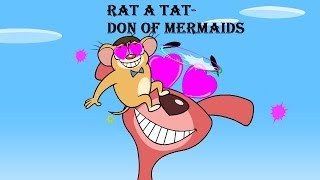 rat a tat   chotoonz kids funny cartoon videos don of mermaids