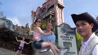 """Hollywood Studios """"THIS IS WHAT DISNEY IS ALL ABOUT""""  -  Day 1 part 2"""