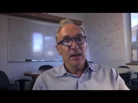 Sir Tim Berners-Lee - WebSci@10 message