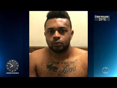 Homem é preso após roubar R$ 450 mil em joalheria de São Paulo | SBT Brasil (15/06/18)