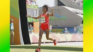 女子マラソンが行われ、福士加代子選手は2時間29分53秒で14位、田中智美選手はは19位、伊藤舞選手は46位に終わり、日本勢は3大...