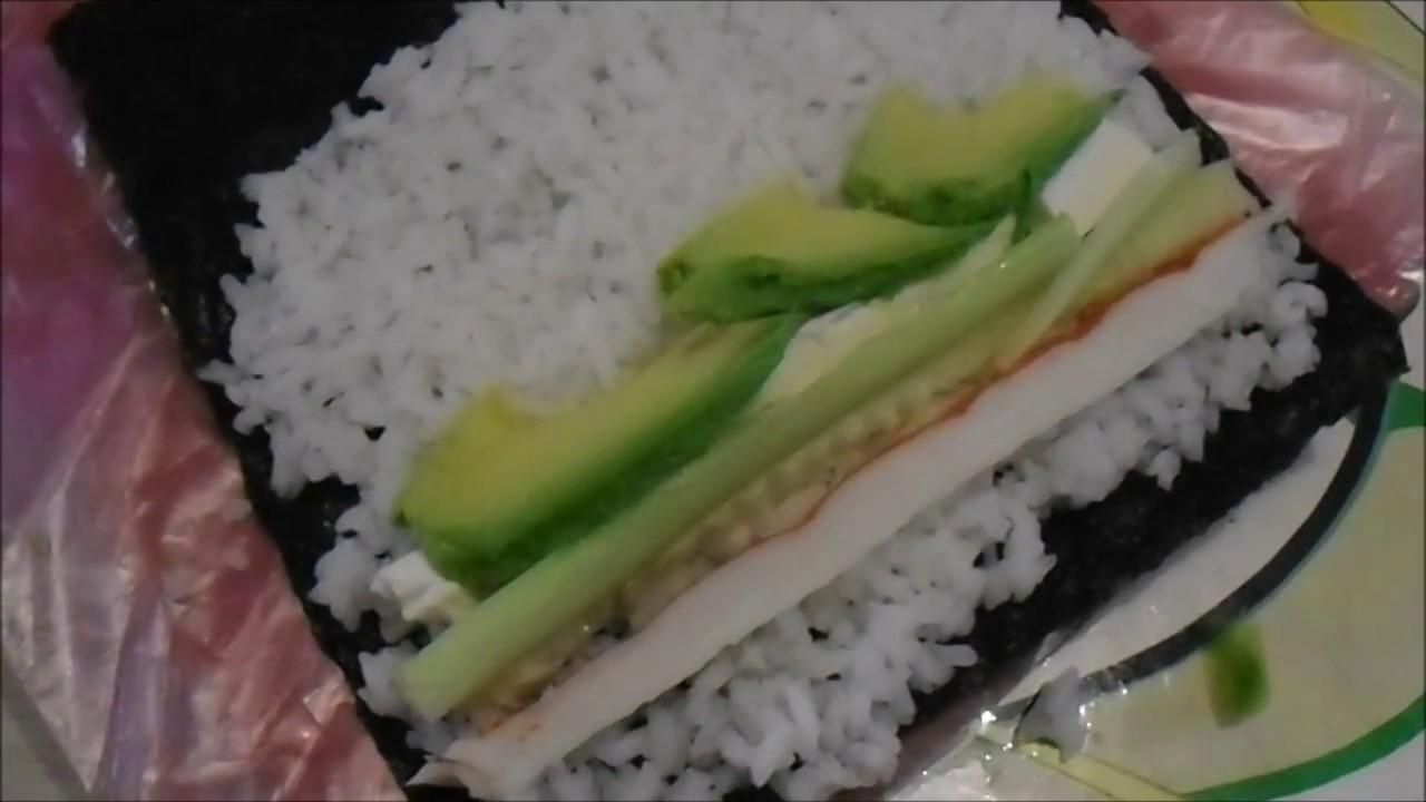 Cómo Preparar Sushi Casero Fácil Y Económico